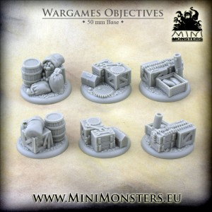 Wargames Objectives